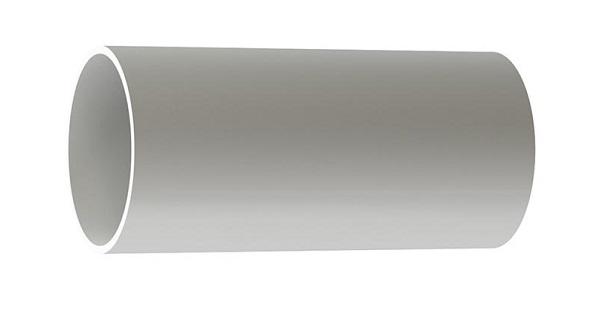 Труба водосточная DOCKE LUX 100 мм/ 3 м, пломбир