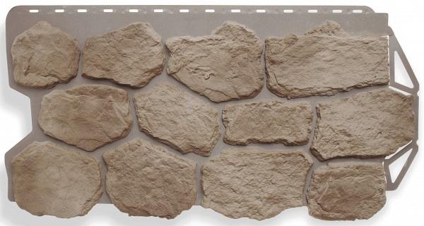 Бутовый камень нормандский