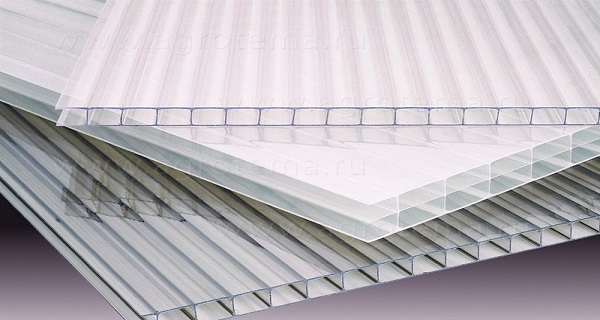 Поликарбонат ROYALPLAST 6,0*2,1 м, прозрачный, толщина 8 мм
