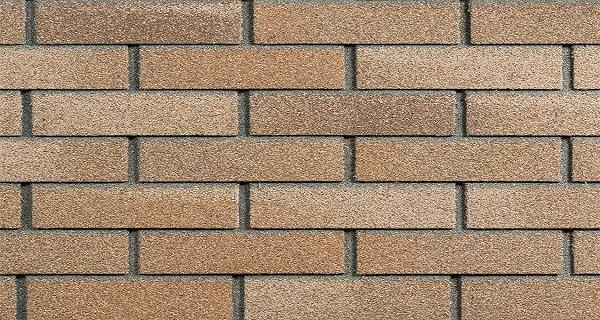 Фасадная плитка HAUBERK Песчаный кирпич