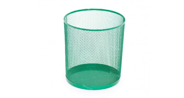 Корзина ажурная для мусора