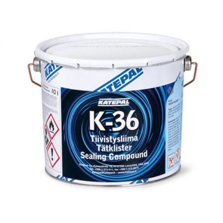 Клей герметизирующий К-36, (10 л) Katepal